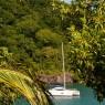 Terre-de-Bas - catamarani noleggio caraibi - © Galliano