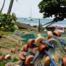 Britannia Bay Mustique - Grenadine - catamarani noleggio Antille - © Galliano